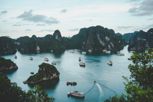 Ινδοκίνα, Πανόραμα Βιετνάμ Καμπότζη