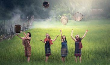 Ινδοκίνα Πανόραμα Βιετνάμ Καμπότζη Λάος