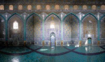 Μεγάλη εξερεύνηση Περσίας - Κερμάν, Ραγιέν, Μαχάν, Σιράζ, Ισφαχάν, Γιαζντ, Αμπιανέ, Κασάν