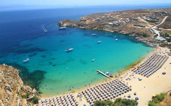 5 ελληνικές παραλίες στις καλύτερες της Ευρώπης