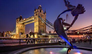 4ήμερο ταξίδι στο Λονδίνο, 17-20 Σεπτεμβρίου από την Αθήνα