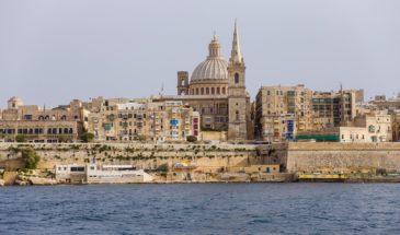 4ήμερο ταξίδι στη Μάλτα