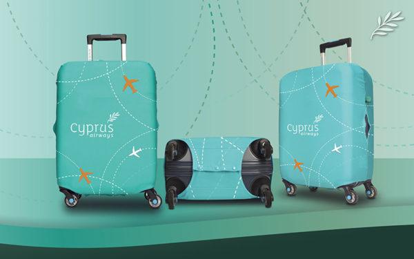 Cyprus Airways: Προστατέψτε με στυλ τις αποσκευές σας!