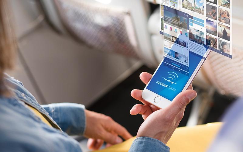 Δωρεάν βιβλία σε κινητό & tablet την ώρα της πτήσης