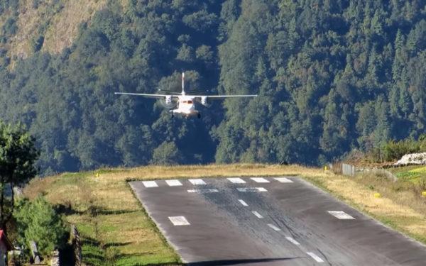 Προσγείωση στα 10 πιο επικίνδυνα αεροδρόμια στον κόσμο!