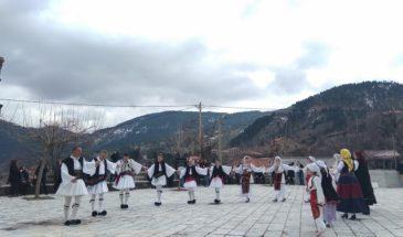 Γιορτή τσιγαρίθρας με παραδοσιακό Ρουμελιώτικο γλέντι στην Άνω Χώρα της ορεινής Ναυπακτίας | 06.02.2020