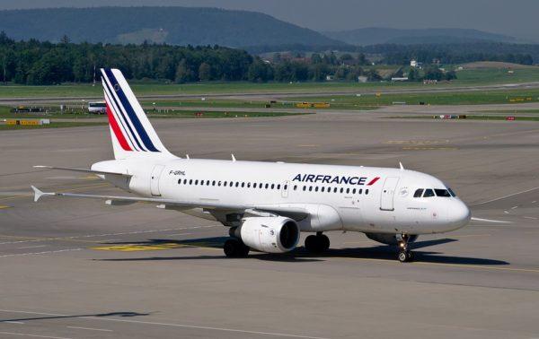 O καλύτερος οινοχόος στον κόσμο συνάντησε επιβάτες της Air France