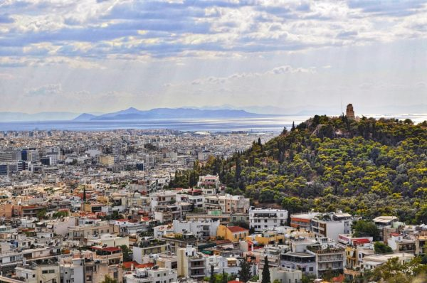 Η Αθήνα στις 50 πιο όμορφες πόλεις στον κόσμο