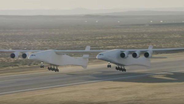 Ποια είναι τα μεγαλύτερα αεροσκάφη στον κόσμο;