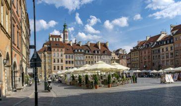 Καθαρά Δευτέρα 2020: Βαρσοβία για 3 ημέρες στα 243€