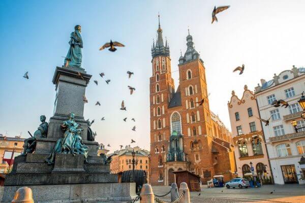 Κρακοβία Universe Travel