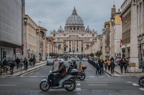 ρώμη universe travel 2