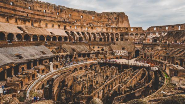 ρώμη universe travel 3