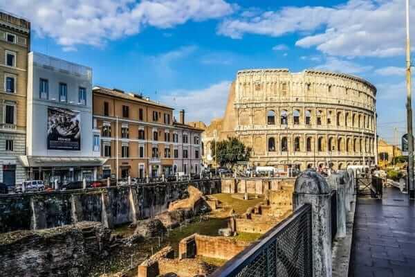 ρώμη universe travel1