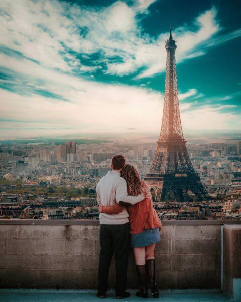 Παρίσι για 3 ημέρες στα 305€   Αγίου Βαλεντίνου