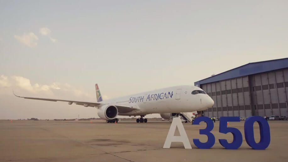 South African Airways 3