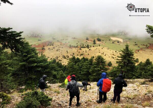 Κορυφή Πάρνωνα