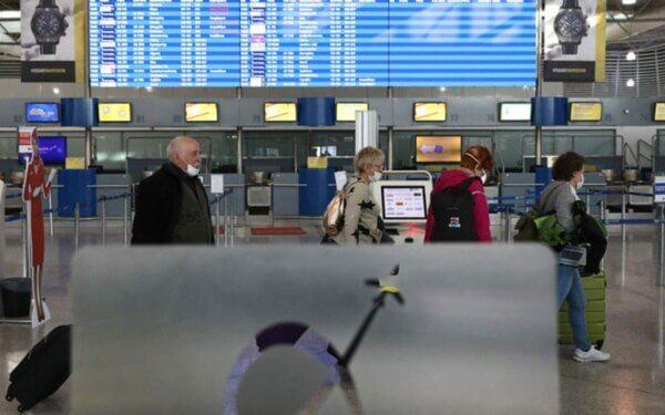 ταξιδιώτες θα εισέρχονται χωρίς καραντίνα